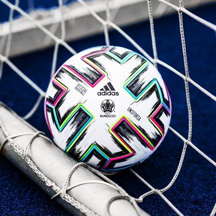 adidas Uniforia för EM 2020   Läs mer om bollen...