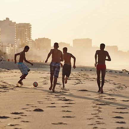 Nike Inside small-sided: Rio de Janeiro