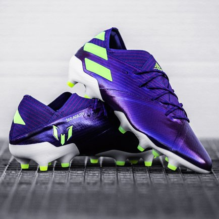 The latest boots for Lionel Messi | Check them ...