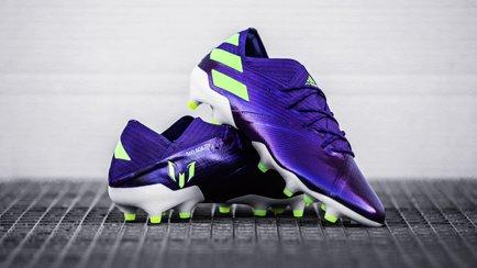 De nieuwste voetbalschoenen voor Lionel Messi |...