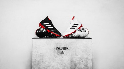 Neuer Predator Fußballschuh von adidas | Entdec...