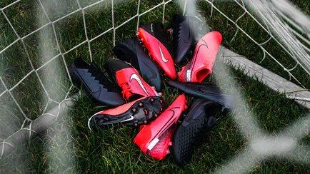 Nike PhantomVSN 2 Future Lab ja Kinetic Black o...