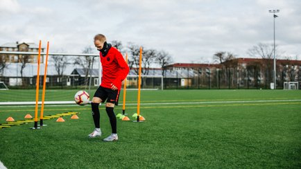 #Footballathome | Prépare-toi pour la reprise