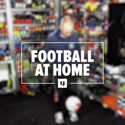 #footballathome | Gewinne einen 500€ Gutschein ...