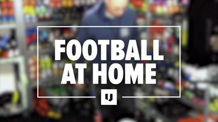 #footballathome   Voita 500€ lahjakortti Unispo...