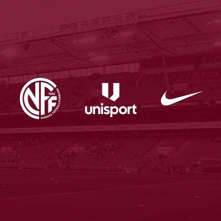 Unisport i samarbejde med NFF og Nike