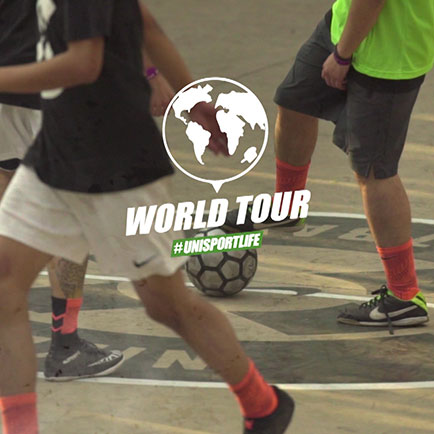 Unisport World Tour: Nike FootballX i Mexico City
