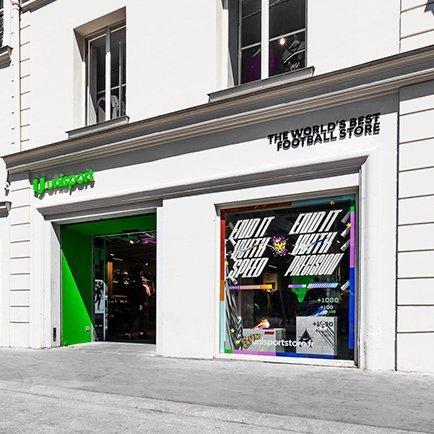 Unisport in Paris | Ein Jahr seit der Eröffnung...