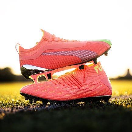 PUMA Rise | Jalkapallo on noussut takaisin jalo...