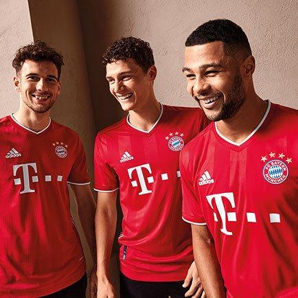Bayern München Heimtrikot 2020/21 | Hole dir da...