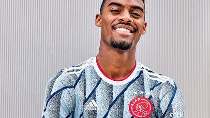 Ny udebanetrøje til Ajax | Se den hos Unisport