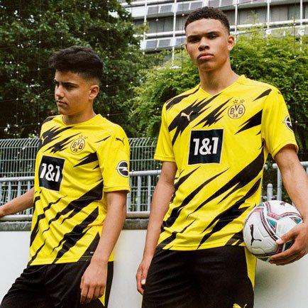 Uusi Dortmundin kotipaita | Lue yksityiskohdat ...
