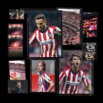 Ny Atlético Madrid hjemmedrakt | Få alle detalj...