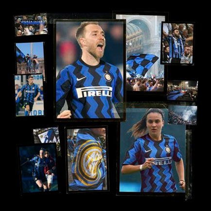 New home shirt for Inter | Get it at Unisport