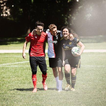 Bliv klar med Unisport   Den bedste fodbold gui...