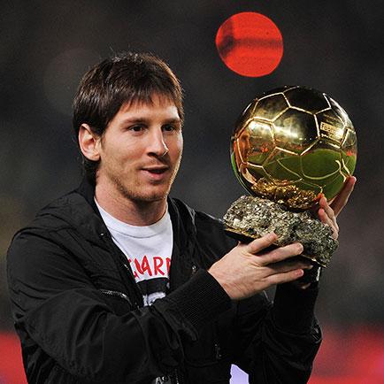 På denne dag - 1. december: Da Messi indtog verden