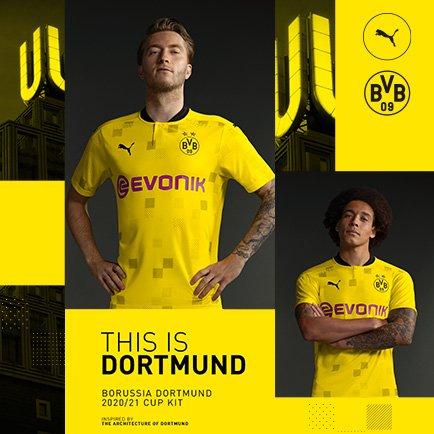 Borussia Dortmund Cup Trikot | Erfahre alle Det...