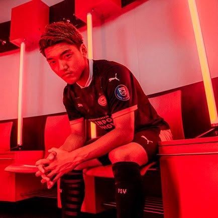 Nieuw 3e shirt voor PSV   Bekijk hem bij Unisport
