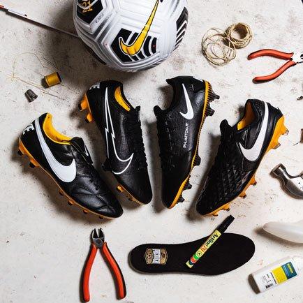 Nike Tech Craft   Check de nieuwste leren voetb...