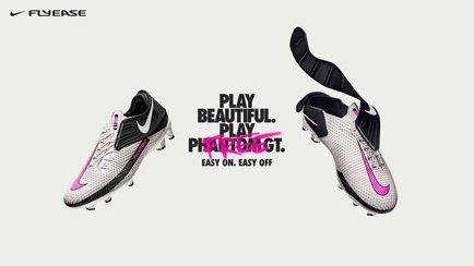 Ontworpen voor gemakkelijke instap   Nike intro...