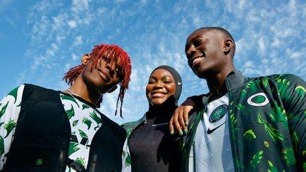 Ny Nigeria kolleksjon   Sjekk ut alle produkten...