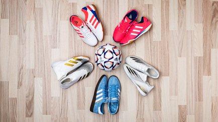 Gör dig redo för inomhusfotboll | Nya skor från...
