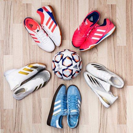 Vær klar for innendørsfotball   De beste skoene...