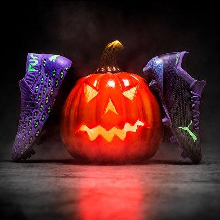 Puma Fear Pack - Halloween är här! | Läskigaste...