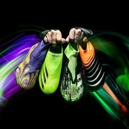 When opposites attract | adidas' Precision to B...