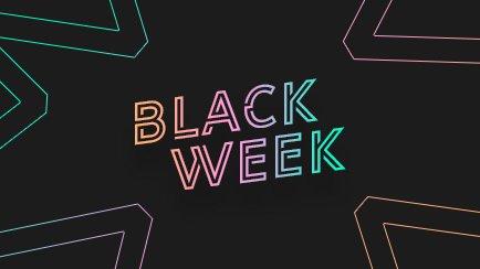 Der Black Friday beginnt - JETZT!