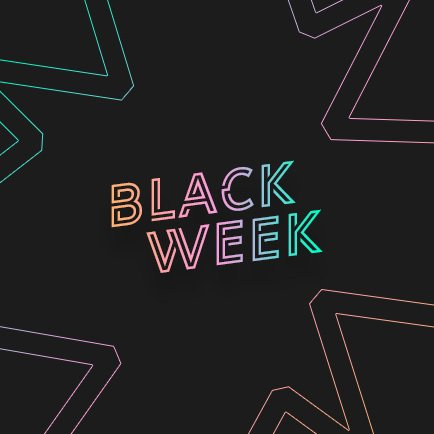 Black Friday alkaa - nyt!