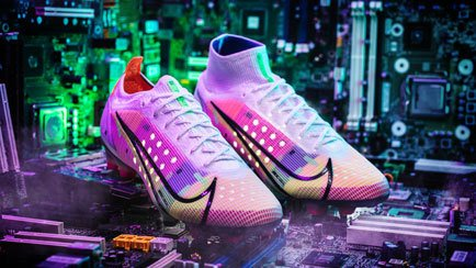 The new Nike Mercurial | The innovative Dragonf...