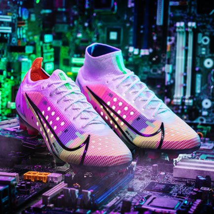 Nike Mercurial | Den innovative Dragonfly har l...