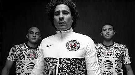 Nike x Club América | Las Águilas présentent le...