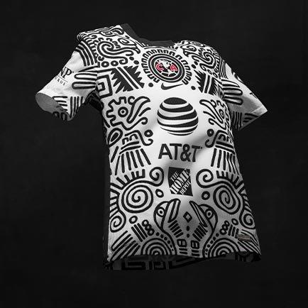 Nike x Club América   Las Águilas présentent le...