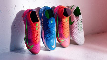 Nike Spectrum | The new colourful pack at Unisport