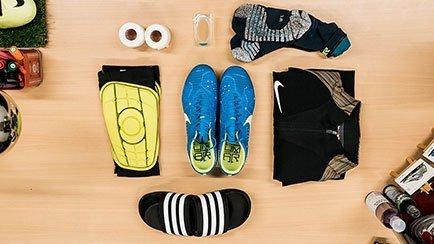Was alles in deine Sporttasche gehört