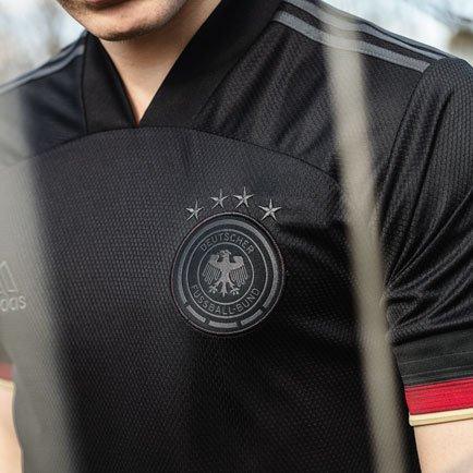 Deutschland Auswärtstrikot | adidas präsentiert...