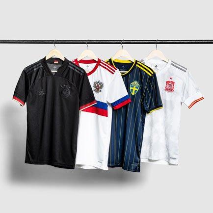 EURO 2020 udebanetrøjer | adidas lancerer 4 nye...