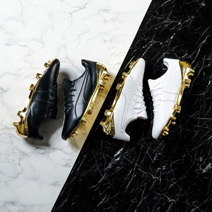 PUMA King Platinum | New 'golden' colourway for...