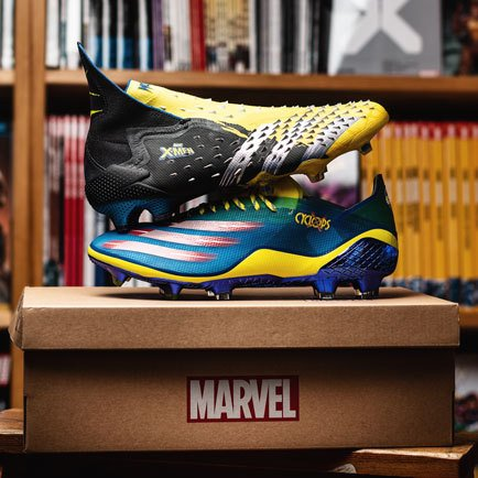 adidas x Marvel | X-men overtager fodboldverden
