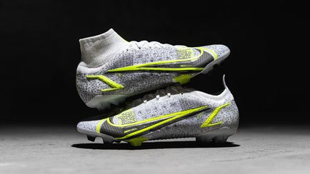 Nike Mercurial Silver Safari | Third time is th...