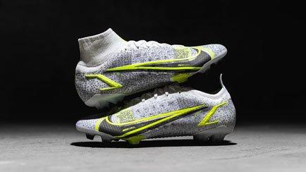 Nike Mercurial Silver Safari | Sûrement la Nike...