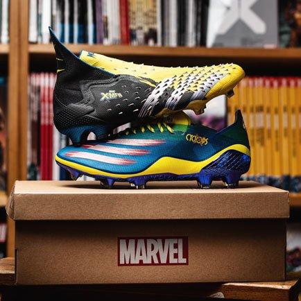 adidas x Marvel | X-Men prend le contrôle du mo...