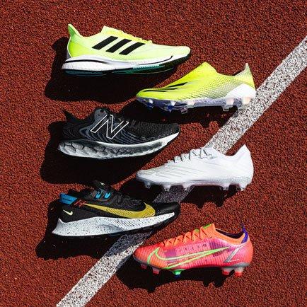 Les meilleures chaussures de running   Restez e...