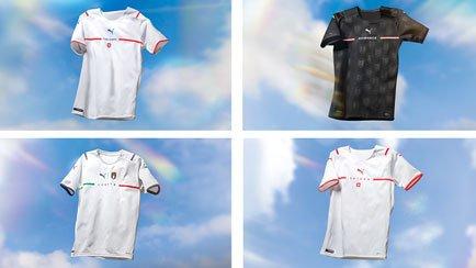 Nouveaux maillots extérieurs PUMA   Les maillot...
