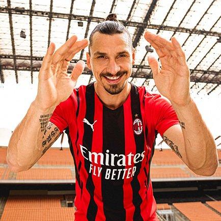 AC Milan Hemmatröja 2021/22 | PUMA lanserar ny ...