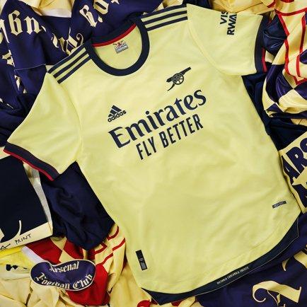 Arsenal bortatröja | adidas lanserar en ny tröj...