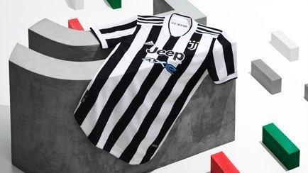 Juventus Heimtrikot 2021/22 | adidas veröffentl...