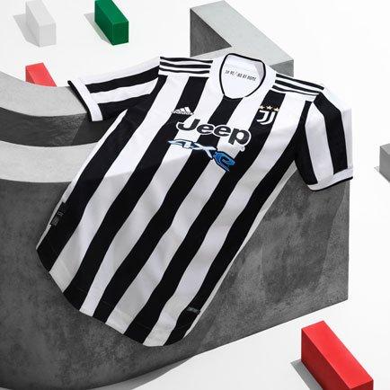 Juventus Hemmatröja 2021/22 | Adidas lanserar n...